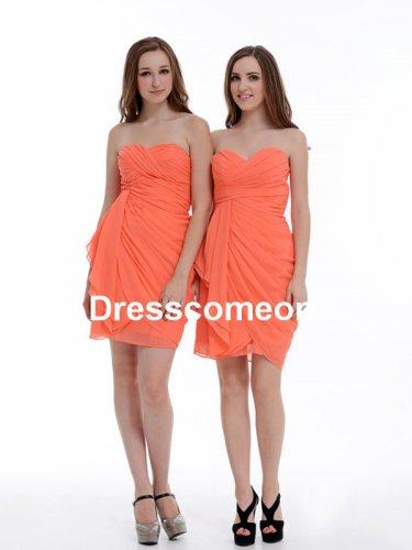 Bridesmaids Dress, Wedding Party Dress,Short Bridesmaid Dress,Prom Dresses