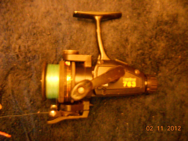AbuGarcia 763 Fishing Reel