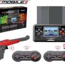 New FC Mobile II 2 Portable Nintendo NES System Black