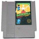 Baseball Nintendo NES Sports Classic 5 Screw Cartridge