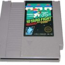 10-Yard Fight Nintendo NES 10 Yard Football Sports GAME