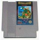 Commando Nintendo NES Action Shooter Video Game FUN