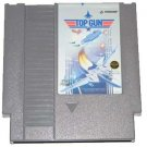 Top Gun 1987 Nintendo NES Flight Simulation Game