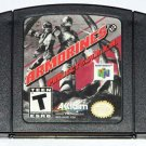 Armorines Project S.W.A.R.M. Nintendo 64 N64 Action FUN