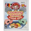 Cooking Mama: Cook Off Nintendo Wii Simulation Game FUN