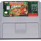 Donkey Kong Country Super Nintendo SNES Adventure NTSC
