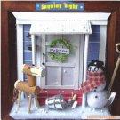 Wooden Dollhouse Miniatures DIY Kits - Snow House