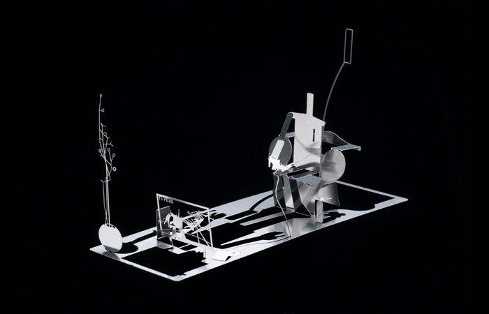 DIY MAN Metal Sculpture Kit Great Gift-Player
