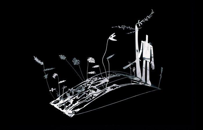 DIY MAN Metal Sculpture Kit Great Gift- Jungle