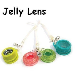 Jelly Lens Effect Phone Camera LOMO - Stretch
