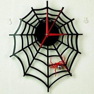 Special Design Spiderman Clock