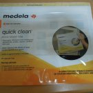 NEW MEDELA QUICK CLEAN MICRO STEAM BAGS 5 COUNT
