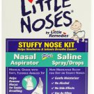 LITTLE REMEDIES STUFFY NOSE KIT BRAND NEW IN BOX w/nasal aspirator