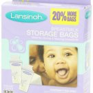 lansinoh breastmilk storage bags, 25 + 5 Bonus Bags