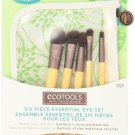 1 ECOTOOLS Makeup Brush - 6 Piece Essential Eye Set ship worldwide
