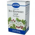 ALVITA TEAS Red Raspberry Leaf Tea 24 bags