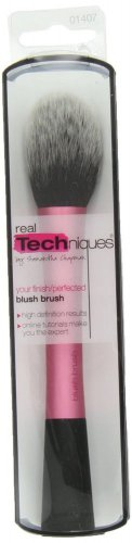 Real Techniques: Blush Brush High Definition Results