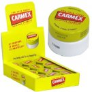 12 ct Carmex Lip Moisturizer dry lips jar cup can balm sunscreen Deal Original