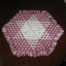 Very nice crochet washcloth
