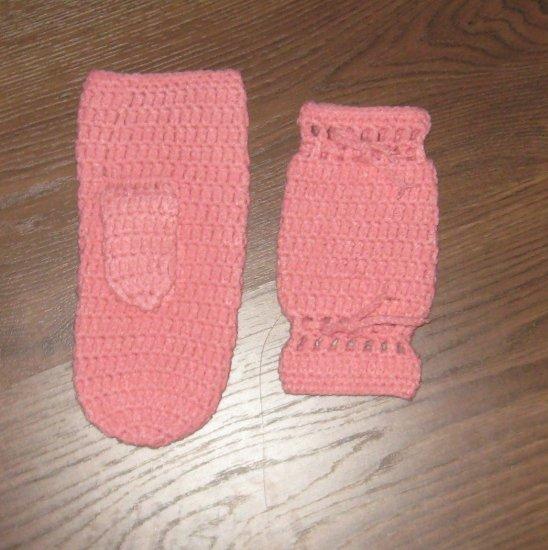 Crochet bath set for children