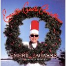 EMERIL'S CREOLE CHRISTMAS COOKBOOK  (HARD COVER)