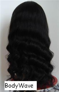 """14"""" Bodywave Full Lace Wig Indian Remy"""