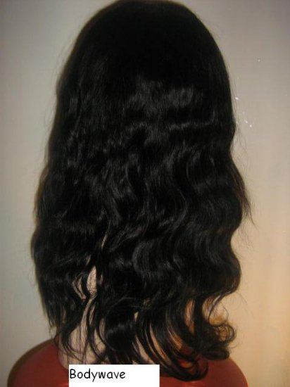 "16"" Bodywave Full Lace Wig Indian Remy"