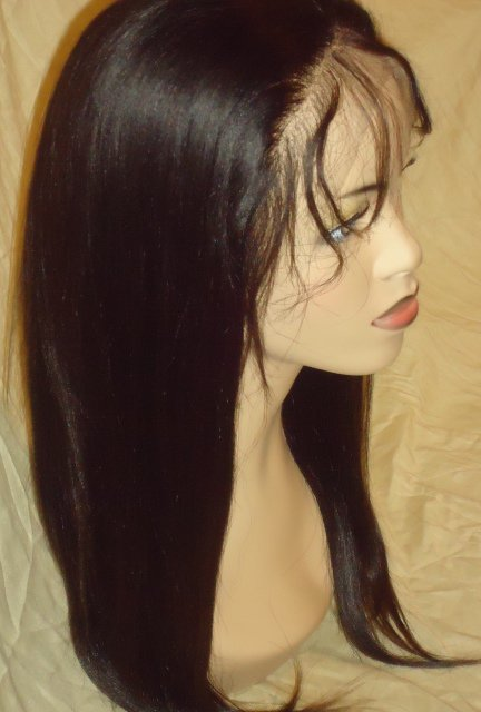 Indian Remy Full Lace Wig 12-18 Inches Any Texture, Any Length