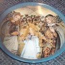 German 'Der Mittelpunkt' Collectors Plate