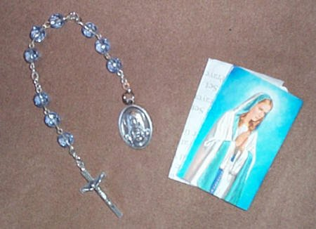 Chaplet in Honor of the Immaculate Heart of Mary