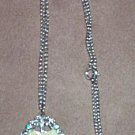 Vintage Necklace of Our Lady Crowned with Twelve Stars