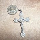 Vintage Cross and Medal