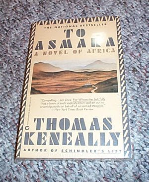 To Asmara - Signed by Author
