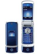Motorola K1 Black and Blue