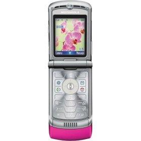 Motorola V3 Pink