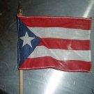 Puerto Rico flag bagger chopper bobber Puertorican