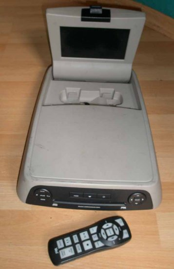 Dodge Durango DVD Player Screen remote SUV OEM