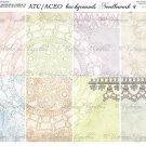 ATC/ACEO backs: Needlework #1