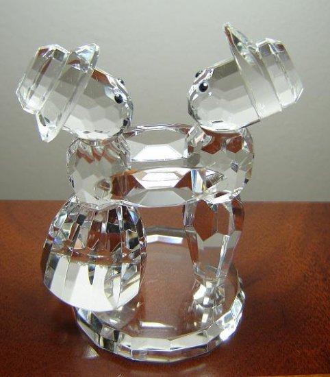 Crystal Dancing Sweethearts Miniature