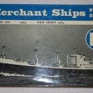Merchant Ships World Built: Volume 12, 1964 New Ships 1963 (Hardcover)