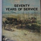Seventy years of service: A history of the Royal Canadian Army Medical Corps: Gerald W. L. Nicholson