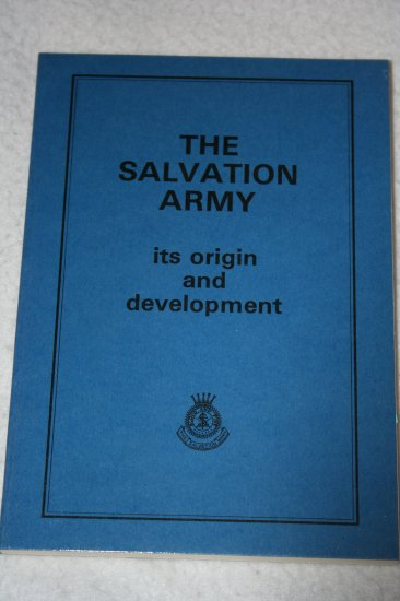 The Salvation Army It's Origin & Development (Paperback)