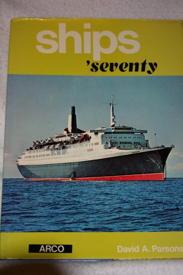 Ships 'seventy By: David A Parsons (Author) Hardcover