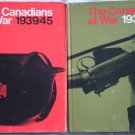 The Canadians at War 1939/45 Vol. 1 and Vol. 2