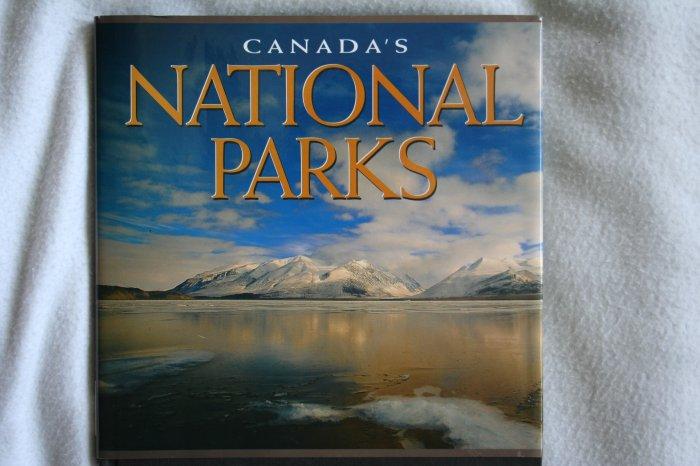 Canada`s National Parks Prospero Books (hardcover)