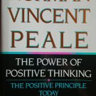 The Power of Positive Thinking; The Positive Principle Today; Enthusiasm Makes the Difference