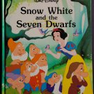 Snow White and the Seven Dwarfs By: Walt Disney (Hardcover)