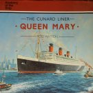 The Cunard Liner Queen Mary by: Ross Watton (Hardcover)