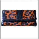 Black/Tiger Wallet