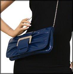 Navy Blue Bag